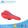 Xingtai promotional imitation leather cover sports bike seat/sports bicycle saddle