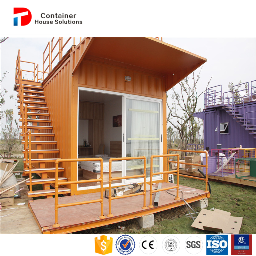 Prefab Portable Container Home For Sale/Prefab House New Zealand