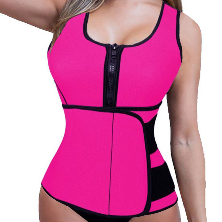 High quality new product neoprene body shaper slimming vests and waist corsets