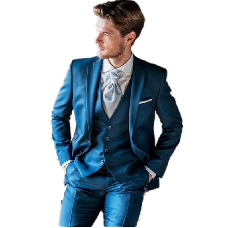 Cheap Mens Blue 3 Piece Suit, find Mens Blue 3 Piece Suit deals on ...