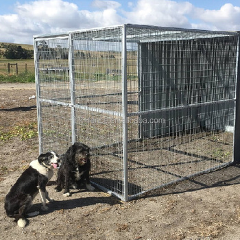 Factory Dog House Cage Whole Hot Handy Outdoor Kennel Running