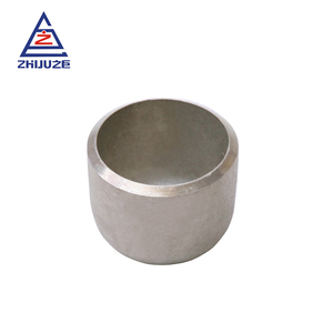 Wholesale Factory Waterproof 32 Inch Butt Welding Round Pipe End Caps
