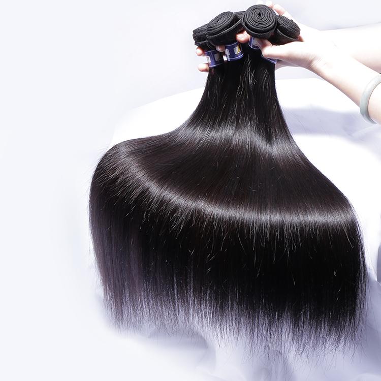 New products top 10A grade wholesale cuticle aligned brazilian human hair dubai фото