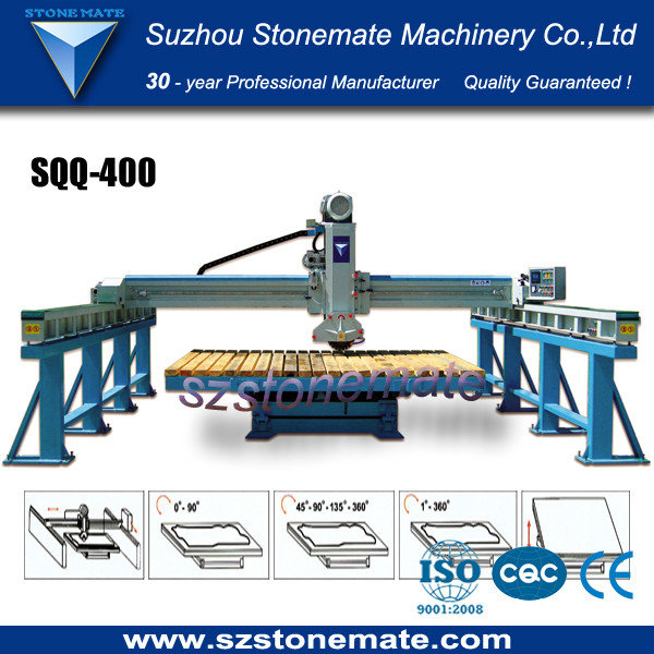 hot selling Hizar stone cutting machine for granite on sale