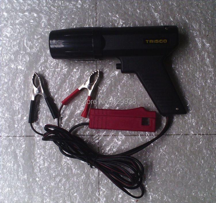 Автомобиль ремонт zc-100 опережения зажигания пистолет автомобиль и мотоцикл зажигания детектор