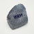 Customize Rock Shaped PU Foam Toy Rock Stress Reliever Souvenir Toy Squeeze Toy For Promotion