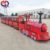 kids and adults fun tourist train diesel engine trackless train for sale
