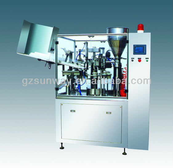 Automatic Plastic Tube Filler and Sealer Guangzhou
