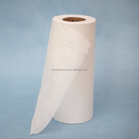 48gsm plain Spunlace Non woven for wet wipes