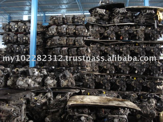 Used Quality Halfcut, Engine, Auto parts