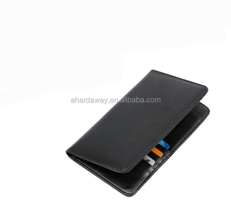 2020 High-quality lightweight leather wallet  passport holder