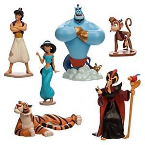 [Disney] Disney Store Aladdin Figure Play Set LYSB014VKG3VO-TOYS [parallel import goods]