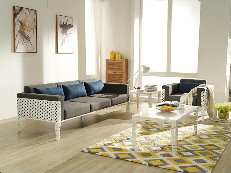 Bureau réception canapé canapé places pour l usage de bureau