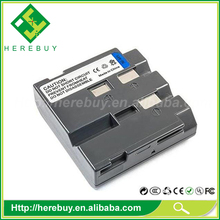 Manufactory 3.6V 2000mAh High-capacity Digital Camcorder Replacement Li-ion Battery BT-H21 H22 for Sharp