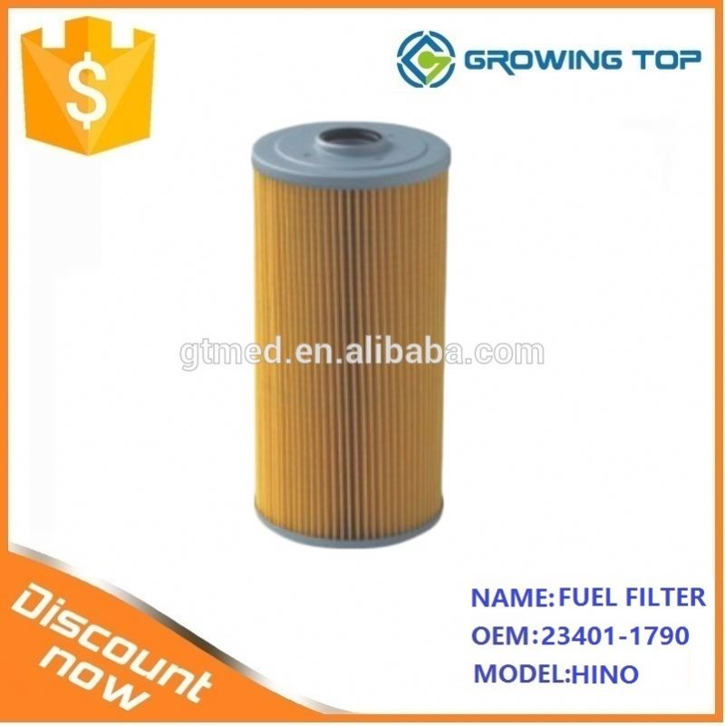 Hin o fuel water seperator filter 23401-1790