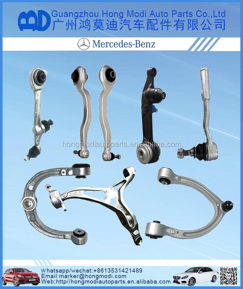 MERCEDES OEM 14-17 S550 Front Control Arm Mercedes Suspension Kit 2223302301