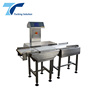 Automatic High Accuracy Conveyor Weight Check Weigher Machine with Rejection System
