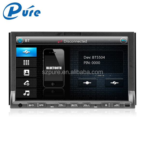 GPS Car DVD Player USB/SD Car Player with GPS/Bluetooth/Radio/RDS/AUX IN