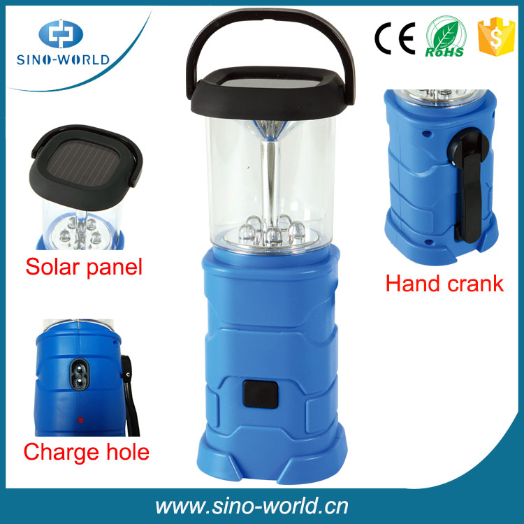 Solar Lantern With Mobile Phone Charger,Portable Usb Hand Crank ...