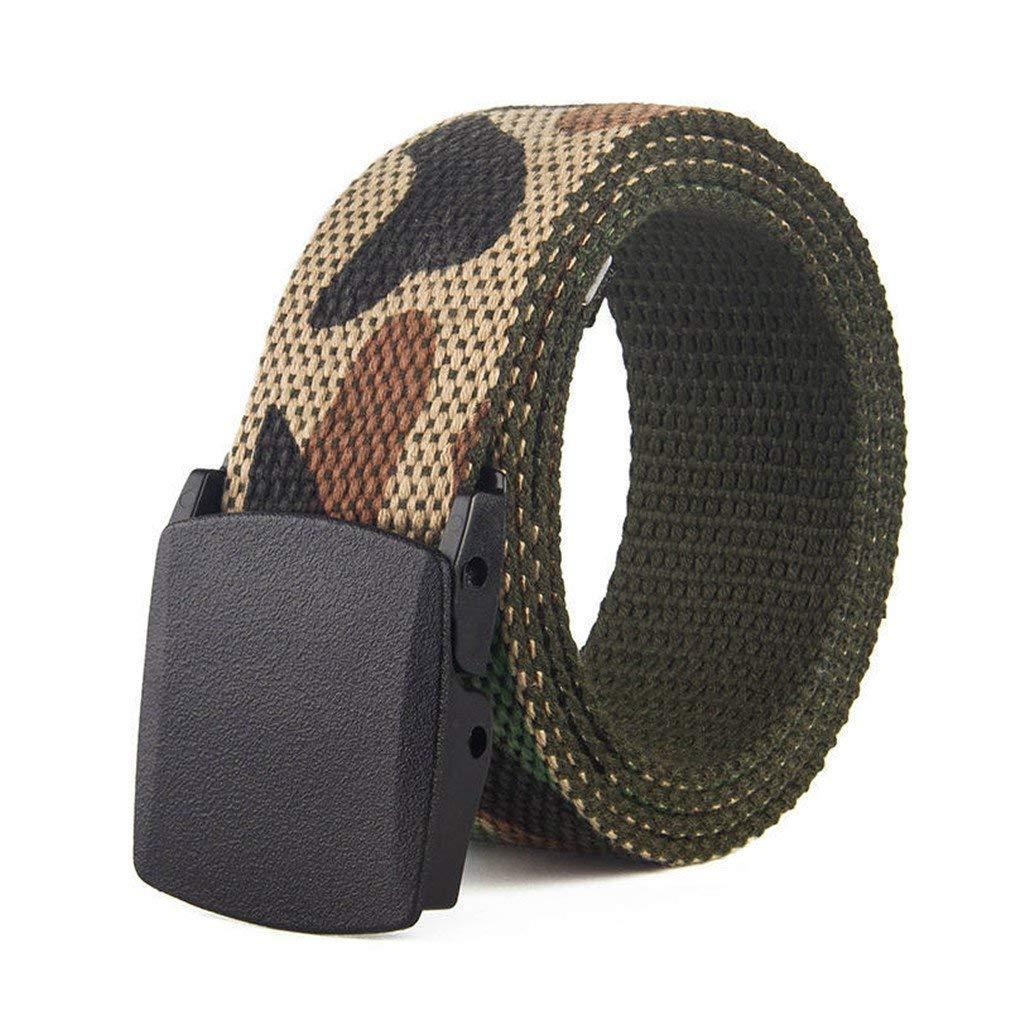 FCNHXJ Camouflage Military Equipment Tactical Belt Men Swat Combat Knock Off Army Oldier Waist Belts