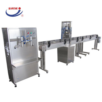 Cheap price semi automatic oil filling machine