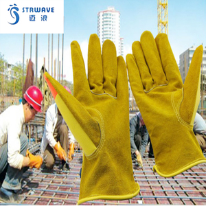 Factory Custom Full Finger Drive Resistant Work Out Billiards Gloves Working Gloves Rubber