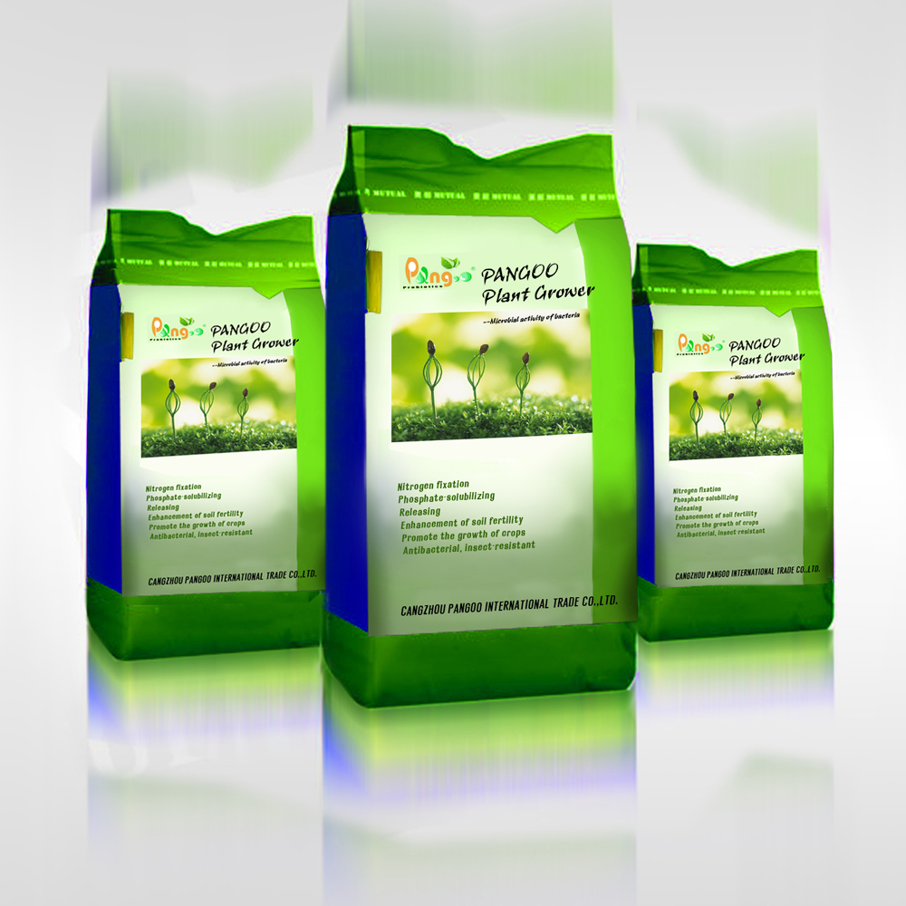 Agri-01 Pangoo plant grower , enhancement of soil fertility , solve soil acidification