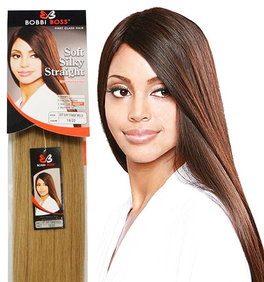 Buy Bobbi Boss 24 Soft Silky Straight 100 Real Human Hair