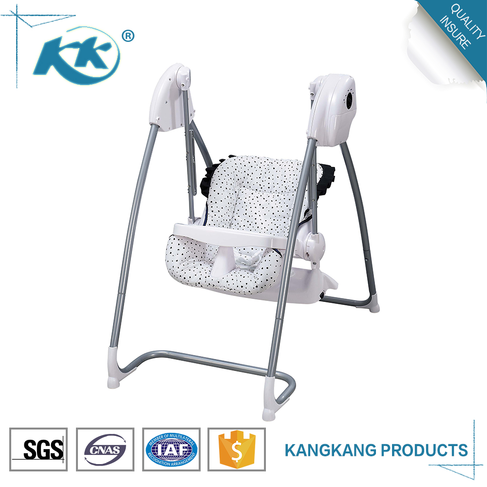 New product hanging electric automatic bounce rocker high swing cradle baby rocking chair