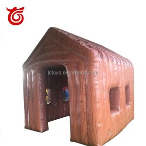 Factory price inflatable house to live in,kids playground houses,inflatable room