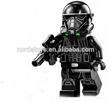 cartoon star hero wars mini brick block toys