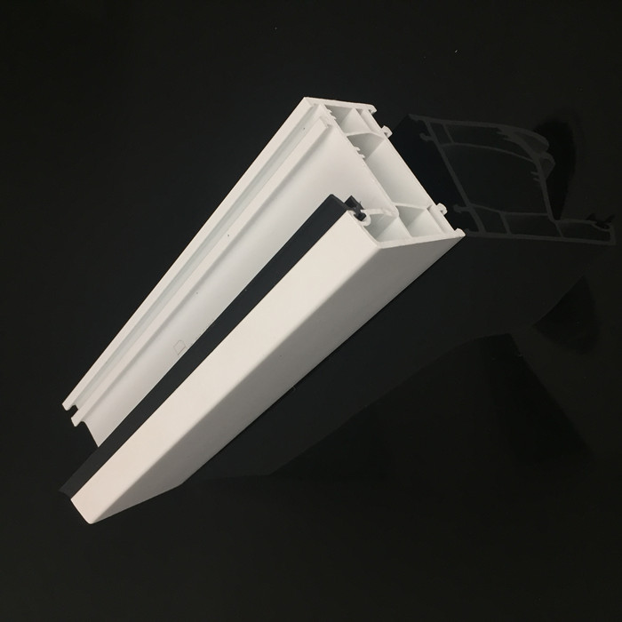 PVC Profile for Led Strip, PVC Plastic Decorated Profile, PVC Profile for Windows and Doors