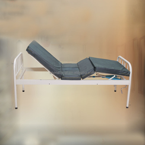 Adjustable cheap 3 crank manual medical beds for hospital