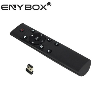 Android TV Universal Remote Control Mini 12 Buttons Air mouse 2.4 G Wireless Keyboard