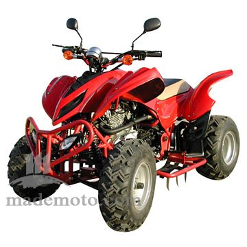 300cc Quads Bike with 300CC Displacement