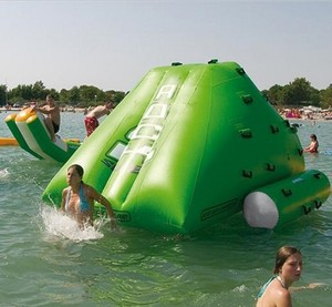 inflatable water slide intlateble water game ,commercial inflatable water park on sale