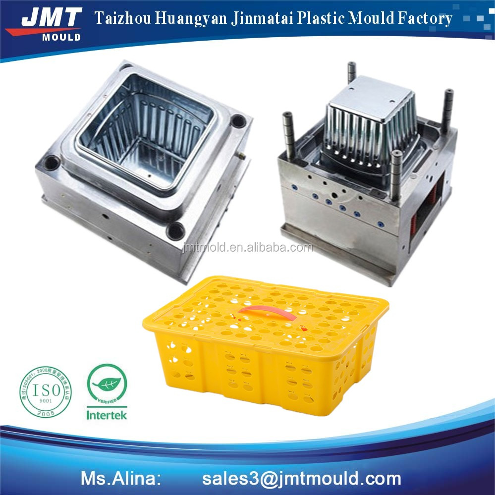 high quality household products vegetable basket mould & mold