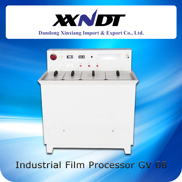High quality Film processor with red light and film viewer GV 08