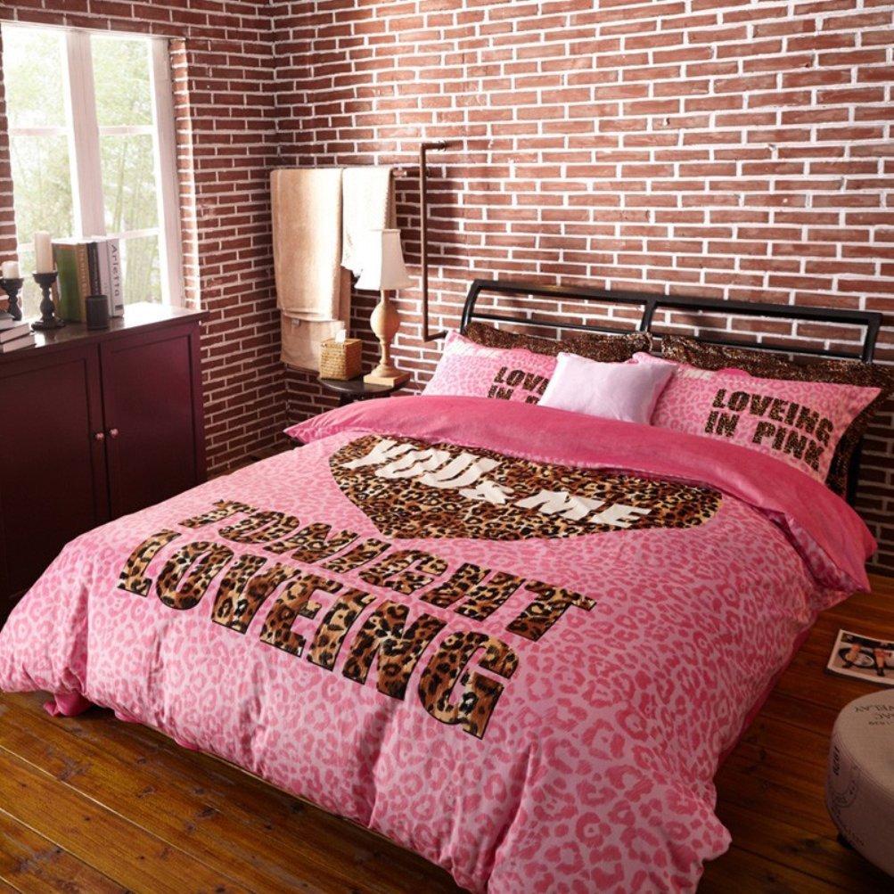 Bobbycool Single Girls Zone Bedding Set Velvet Bed Linen Bed Sheet Set Luxury Wedding Bedding Set Designer Bedding Duvet Cover Queen