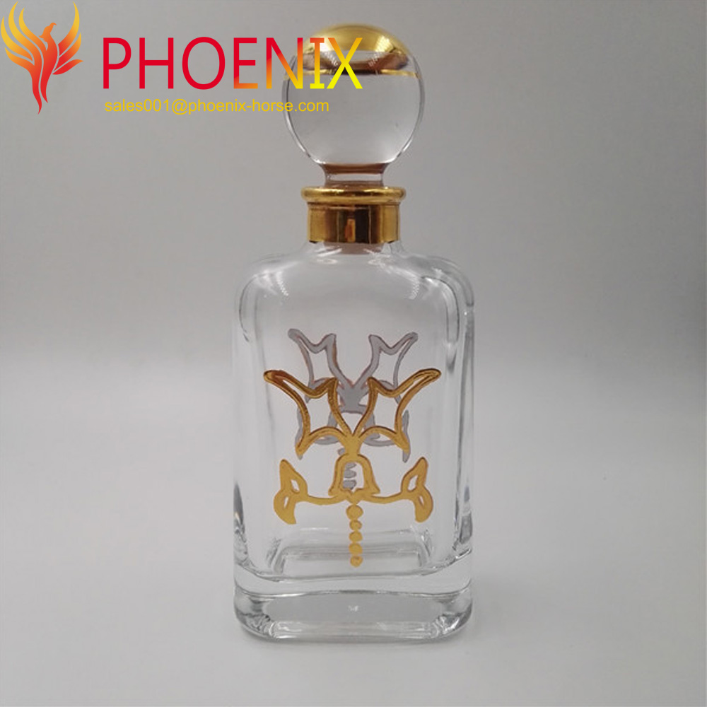 200ml New design factory <strong>wine</strong> decanter glass bottle