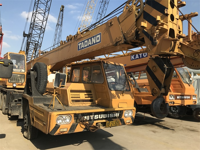 High Quality 25 Tons Crane Used TADANO 25 Ton Truck Crane for Sale