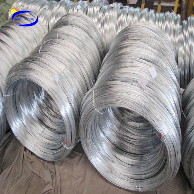 New Design Hot-dipped Galvanized Wire 20 Gauge With Free