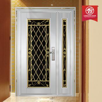 Double Entry Doors Steel