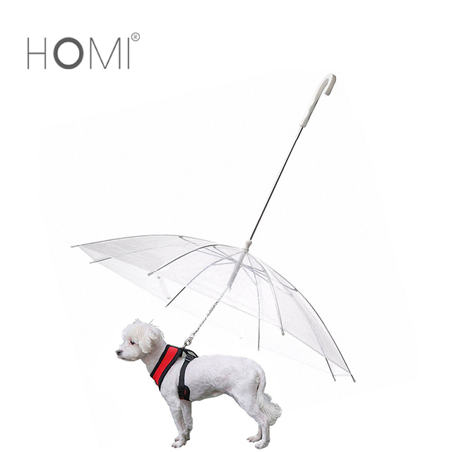 Chinese New Product Pet Cat Transparent For Dogs Parasol Umbrella