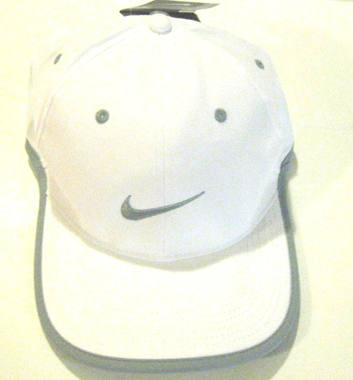 66d070f6 NIKE Golf Adult Unisex Adjustable Cap Dri-Fit Run, Tennis, Fitness Hat (