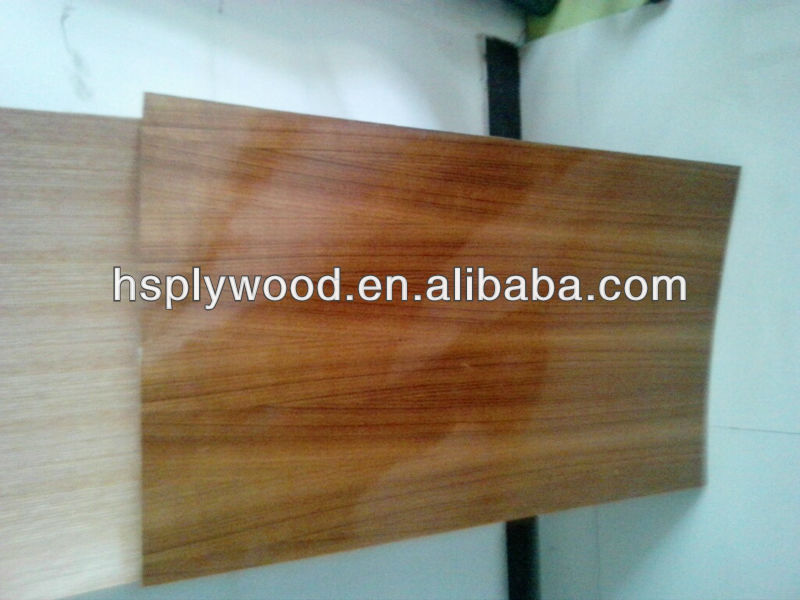 plywood wall panel, natural TEAK wood veneer plywood&mdf from facotory