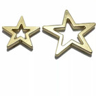 Cheap Star Rivet And Studs Trim For Jeans Garments Bags Shoes