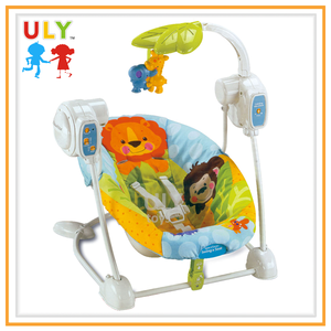 New baby electric glider rocking chair
