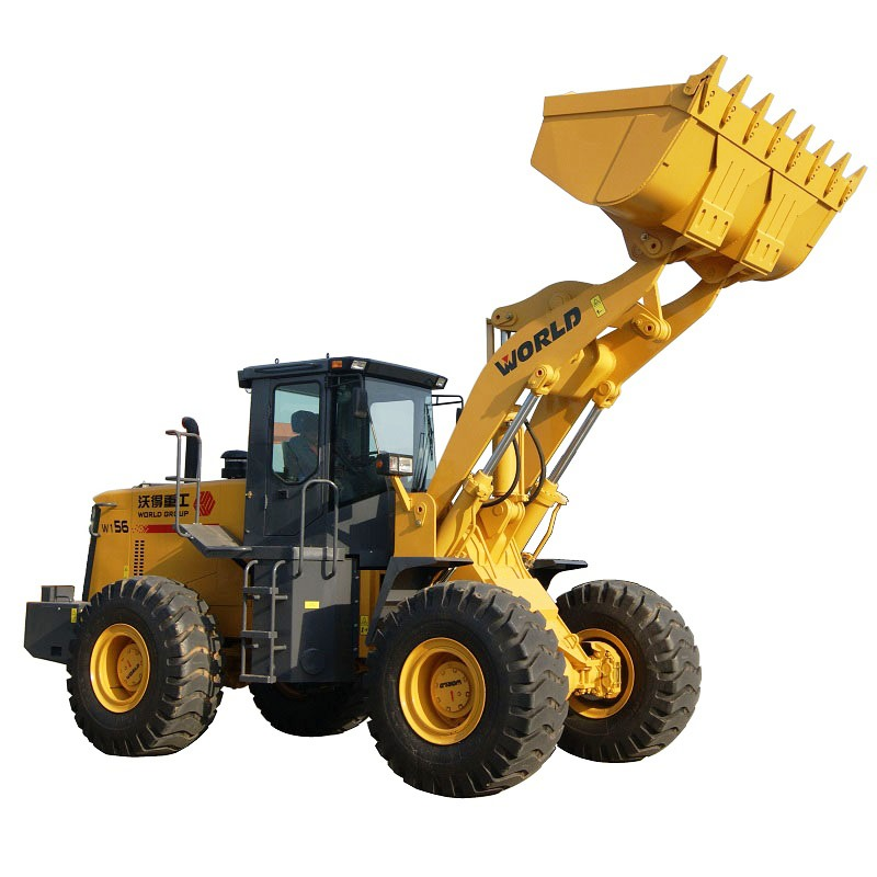 W156 Model 5ton chinese wheel loader compare to loader 950H