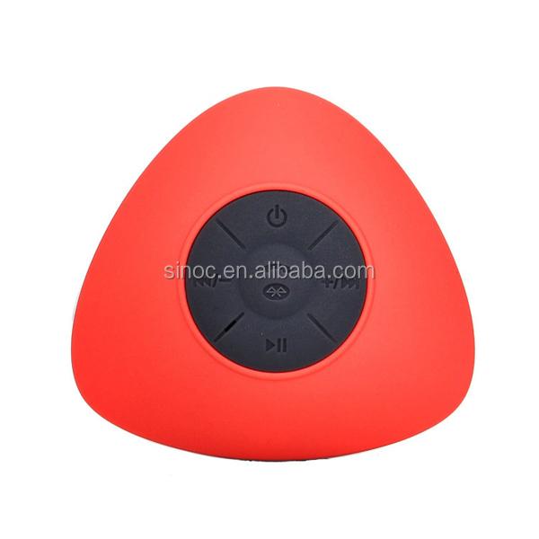 Delightful Sound System Waterproof Bluetooth Wireless Speaker ,Bathroom Shower Speaker